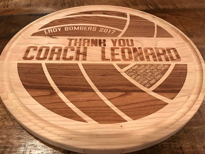 Personalized Cutting Board * Engraved Message * Add-on