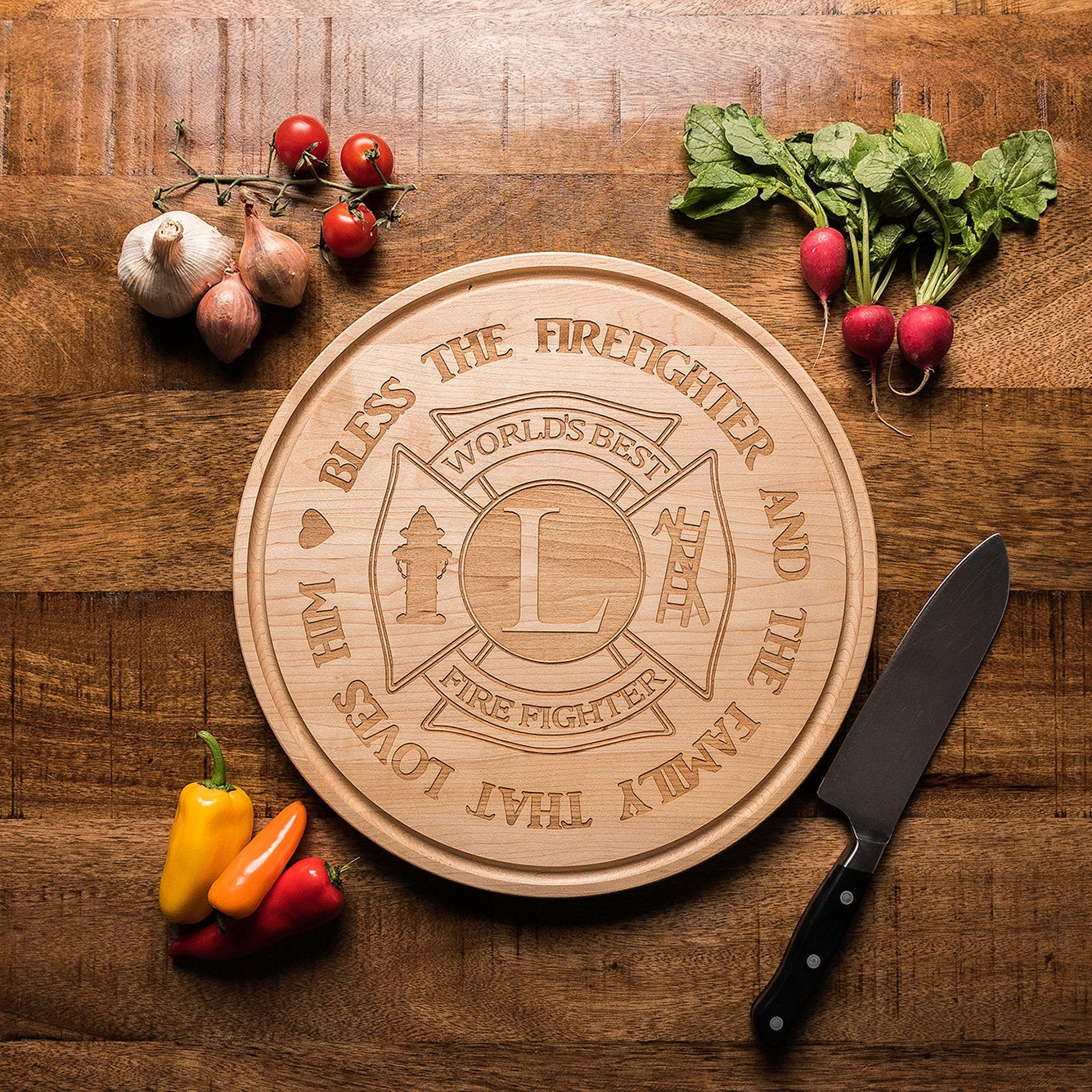Award Engraved Cutting Board Corporate Gift Monogrammed Cutting Board Couple Wedding Personalized Cutting Board Custom Cutting Board