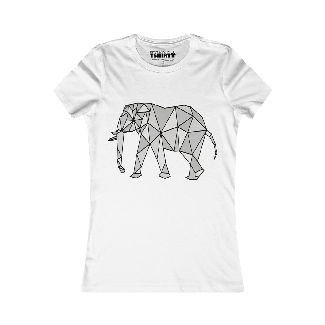 Miss origami mister and miss tshirt printed in usa visit now origami elephant miss tshirt t shirt misterandmisstshirt jeuxipadfo Gallery