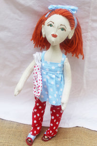 Little Patriot Doll - Hope
