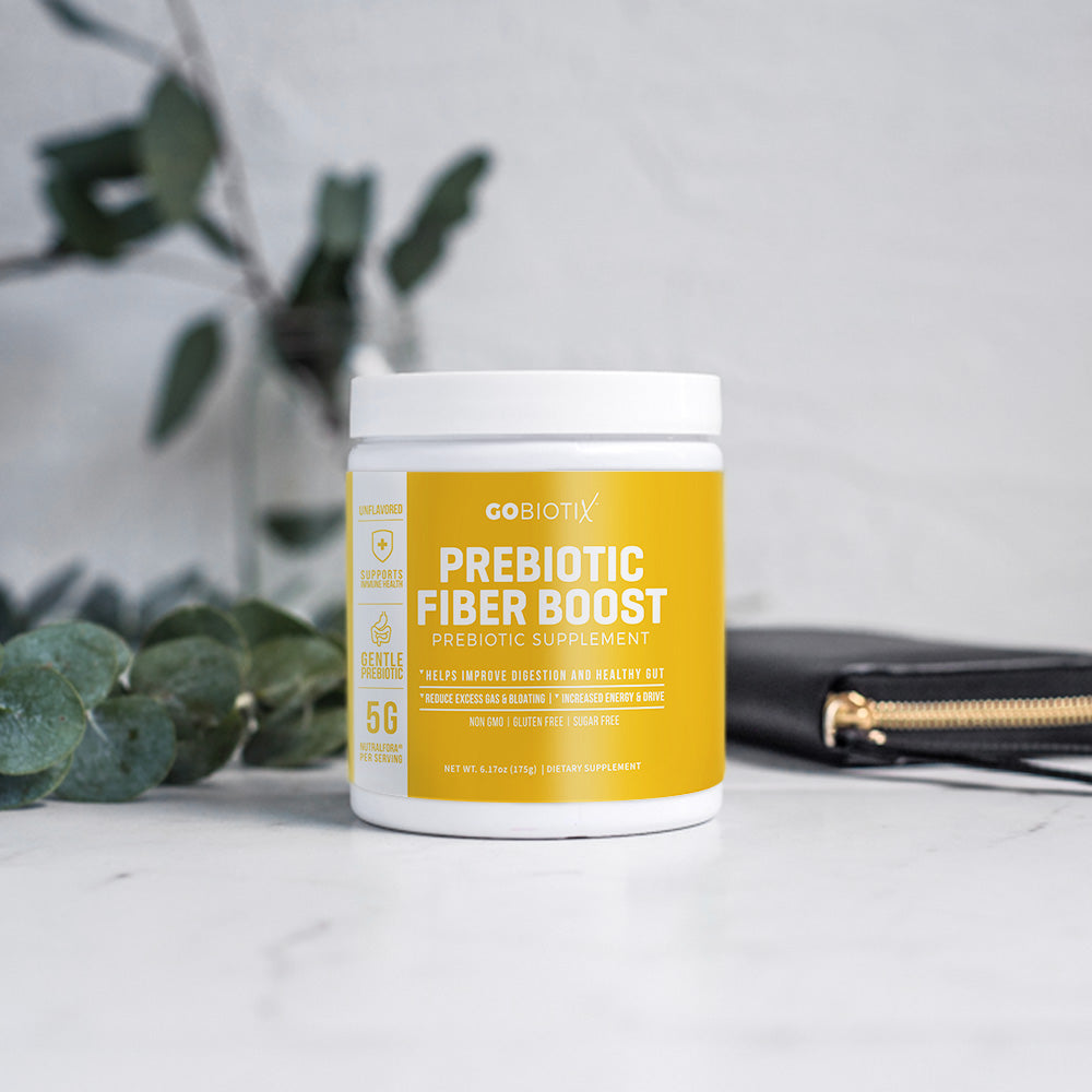 Prebiotic Fiber Boost benefit