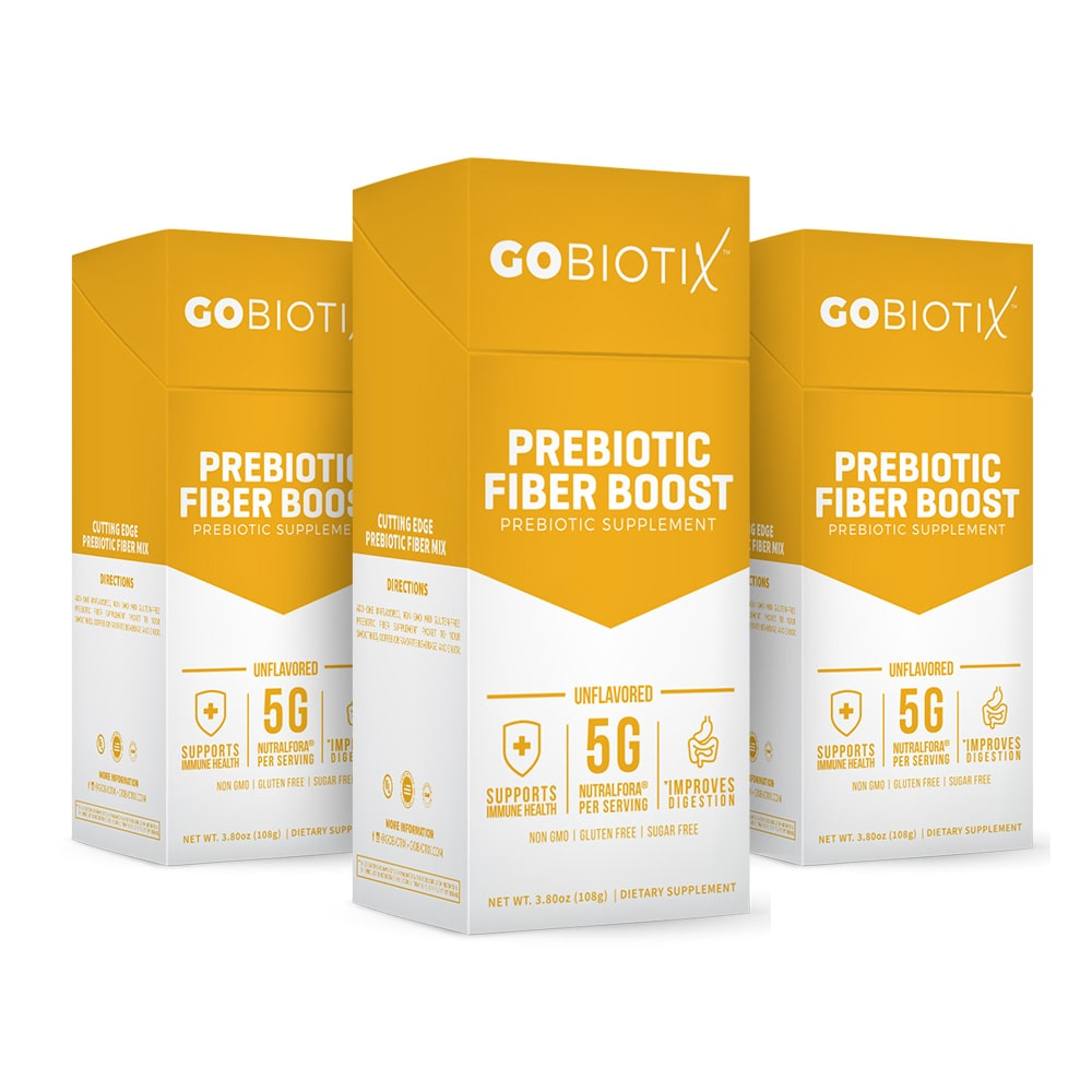 Prebiotic Fiber Boost Travel Pack