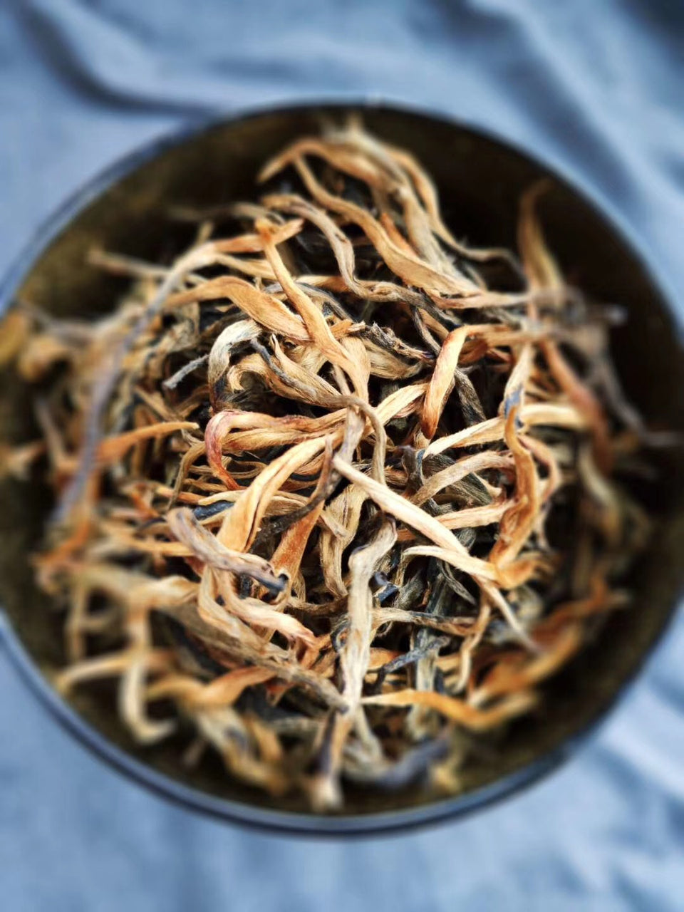 2018 Gold Silk Black Tea