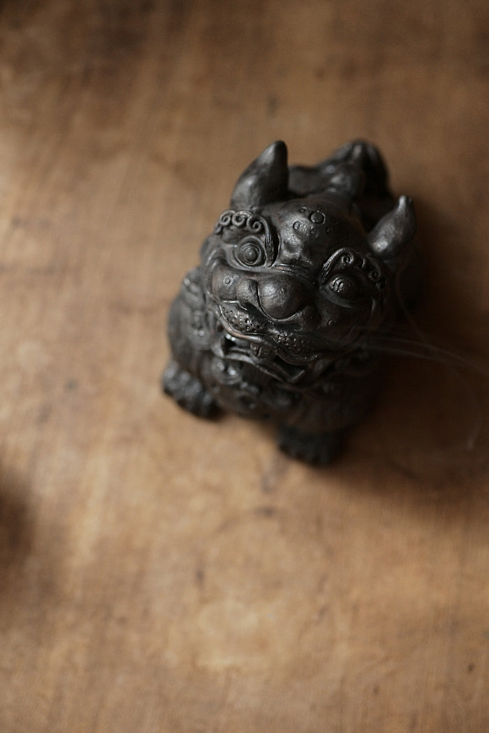 Legendary Qilin Incense Burner