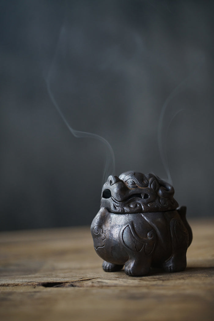Lucky Suan Ni Incense Burner