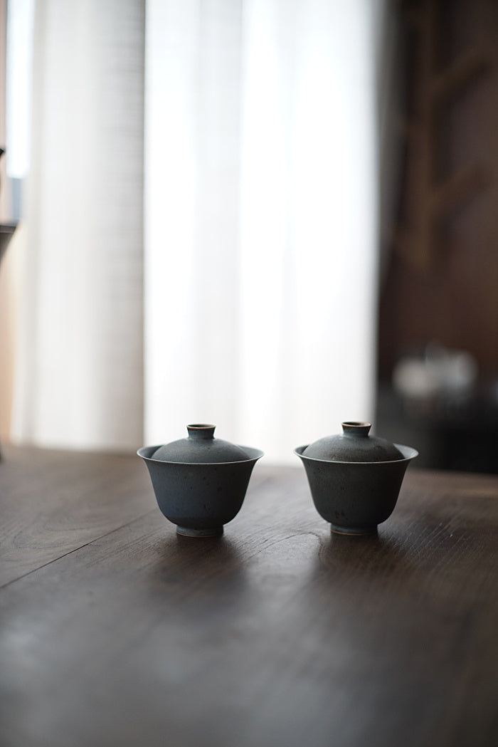 Peacock Blue Gaiwan - Series 2
