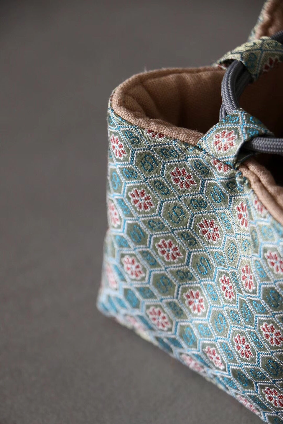 Padded Teaware Travel Bag
