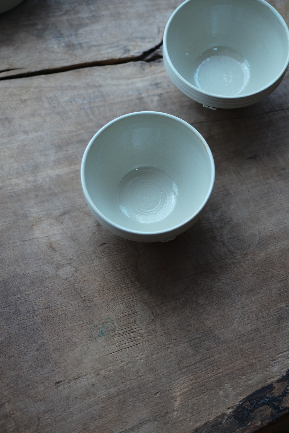 Ash Fired Jianshui Wash Bowl