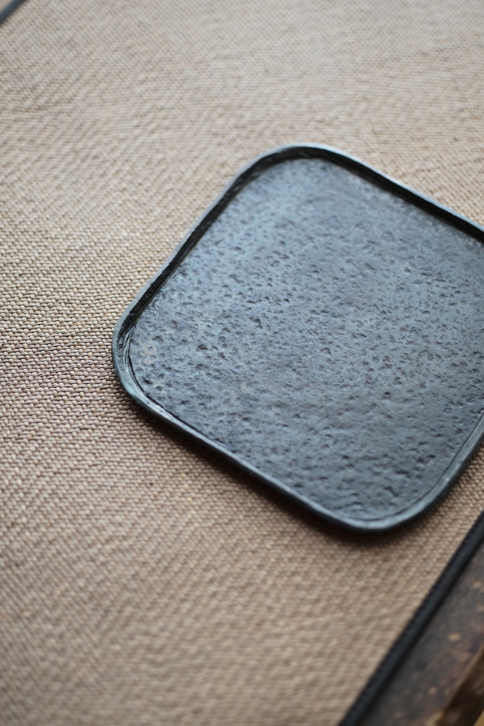 Forged Iron Hucheng - Rounded Square