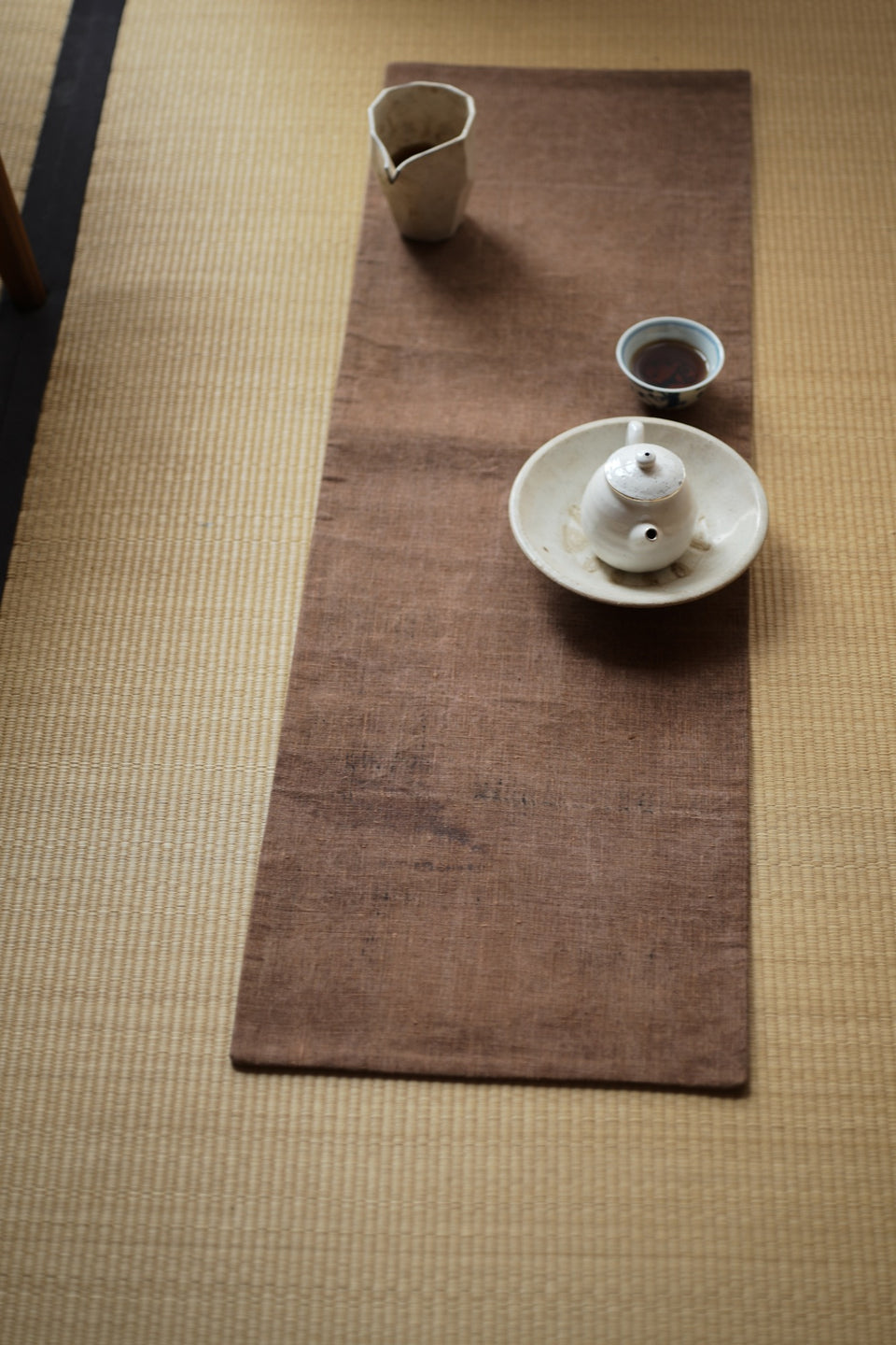 Xiangyun Silk Yarn Tea Mat