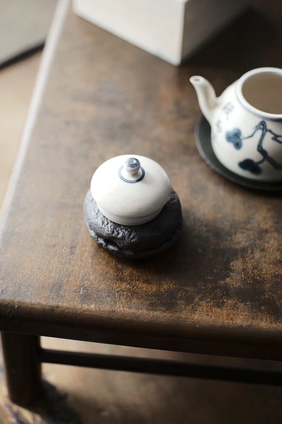 Hand-made Teapot Lid Stand