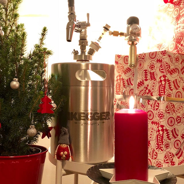 Home Brew Gift Ideas: A Beery Christmas!