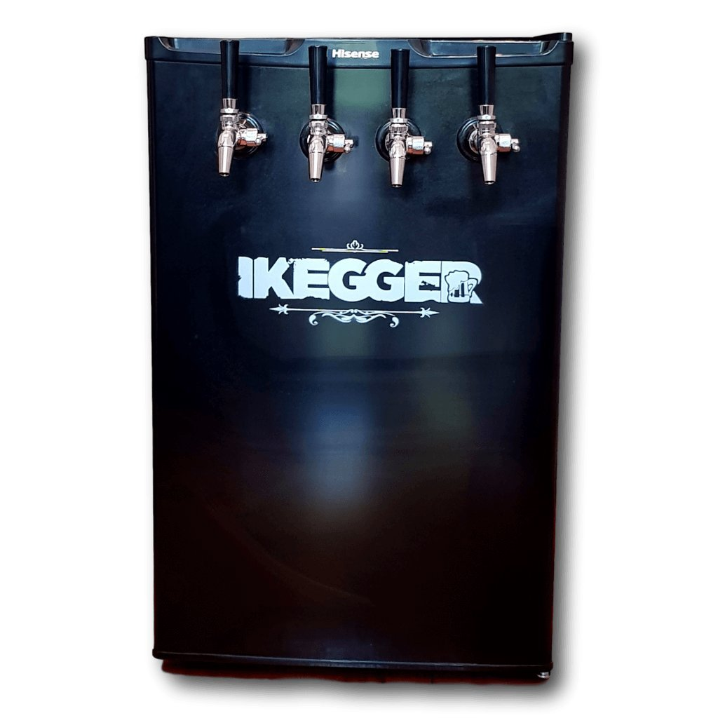 Kegerator Kit 1 4 Taps For Use With Your Own Fridge Or Esky Zapfanl