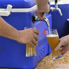 Jockey Box mit 2 x 5L Mini Fässern | Complete Jockey Box Package | 2 x 5L Kegs On Tap Anywhere - iKegger Pty Ltd (Europe Branch)