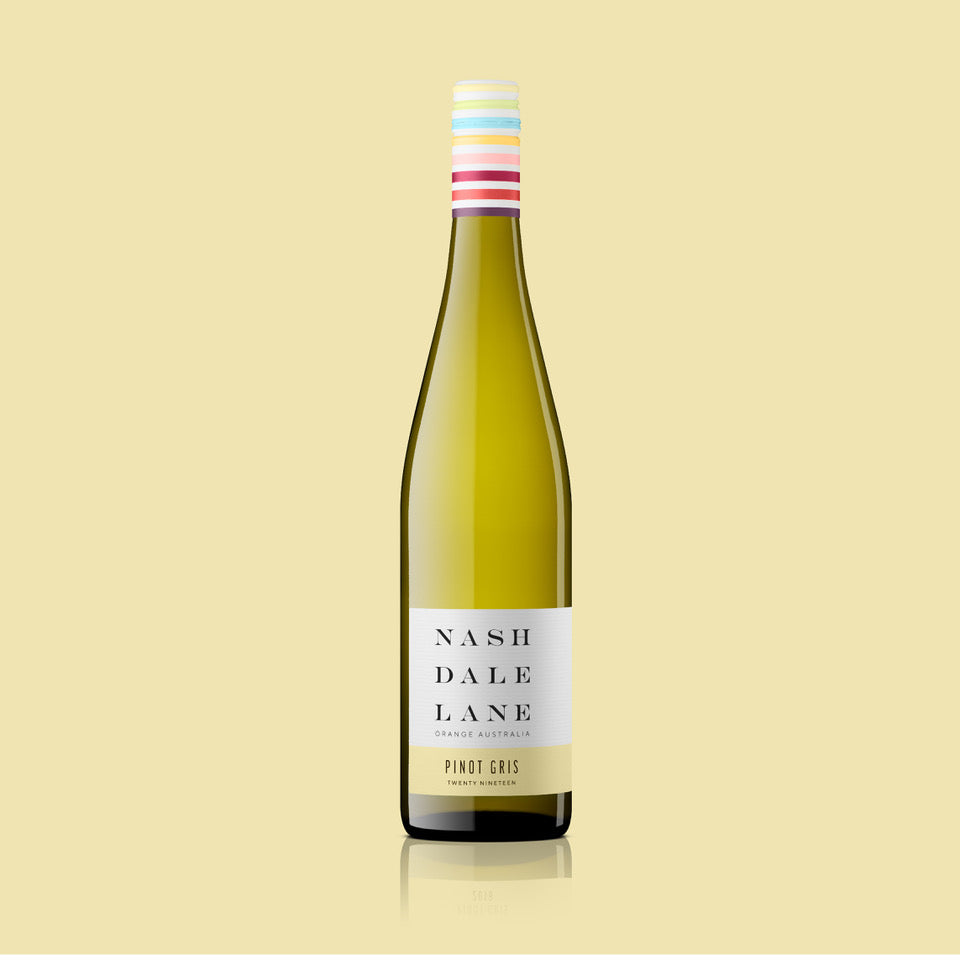 Nashdale Lane 2019 Colour Series Pinot Gris