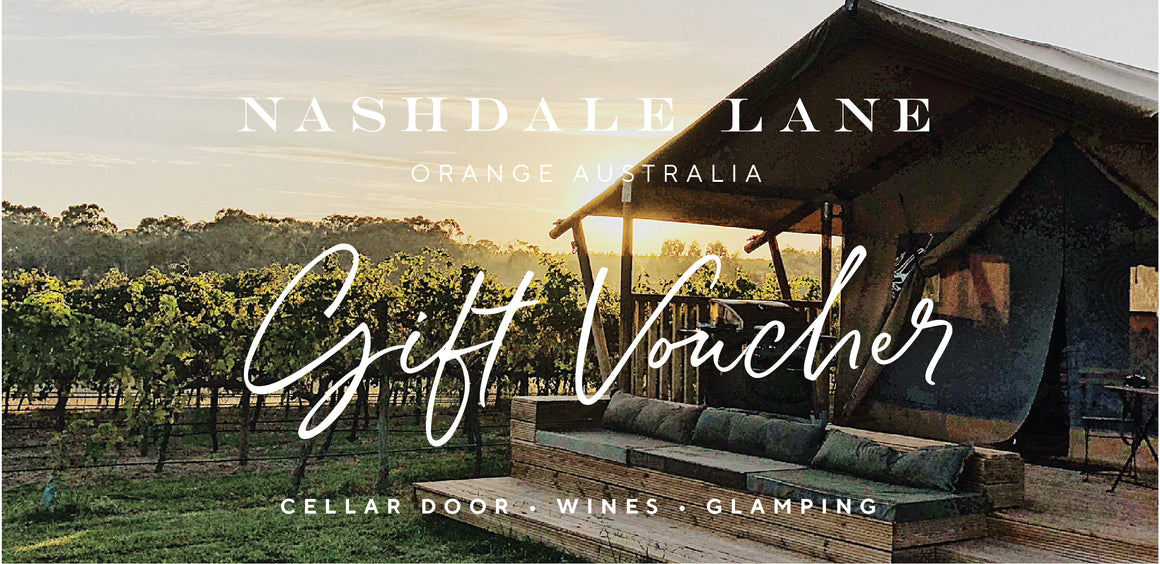 Nashdale Lane Weekday (Mon-Thurs) Glamping Experience - 1 night.