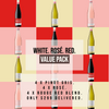 Home Entertainment White, Rosé & Red Wine 12 Bottle Case