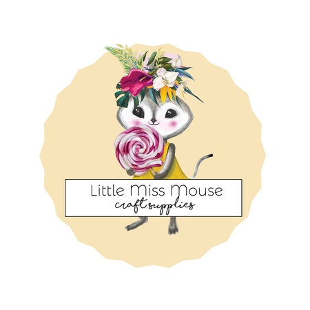 Little Miss Mouse Craft Supplies