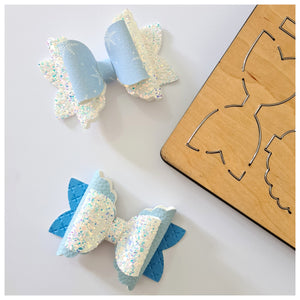"PRE-ORDER ""Trixie"" Bow Die. Ready to ship 25th January."