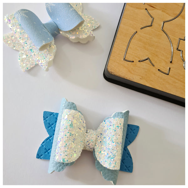 "PRE-ORDER ""Trixie"" Bow Die. Ready to ship 21st September"