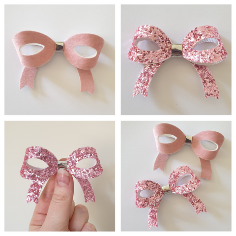 "Pre-order ""Bella"" Bow Die.  Ready to ship 2nd March"