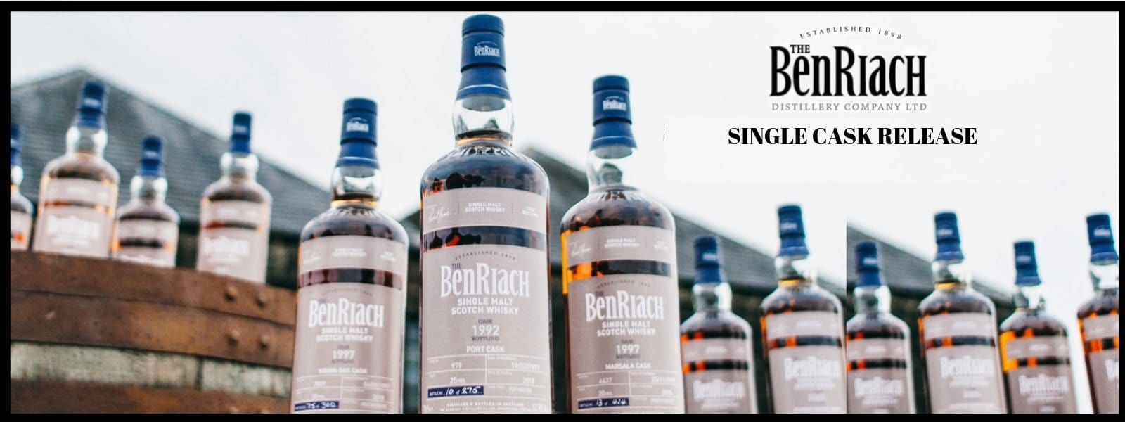 Benriach Single Cask Release
