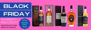 Black Friday Whisky Sale