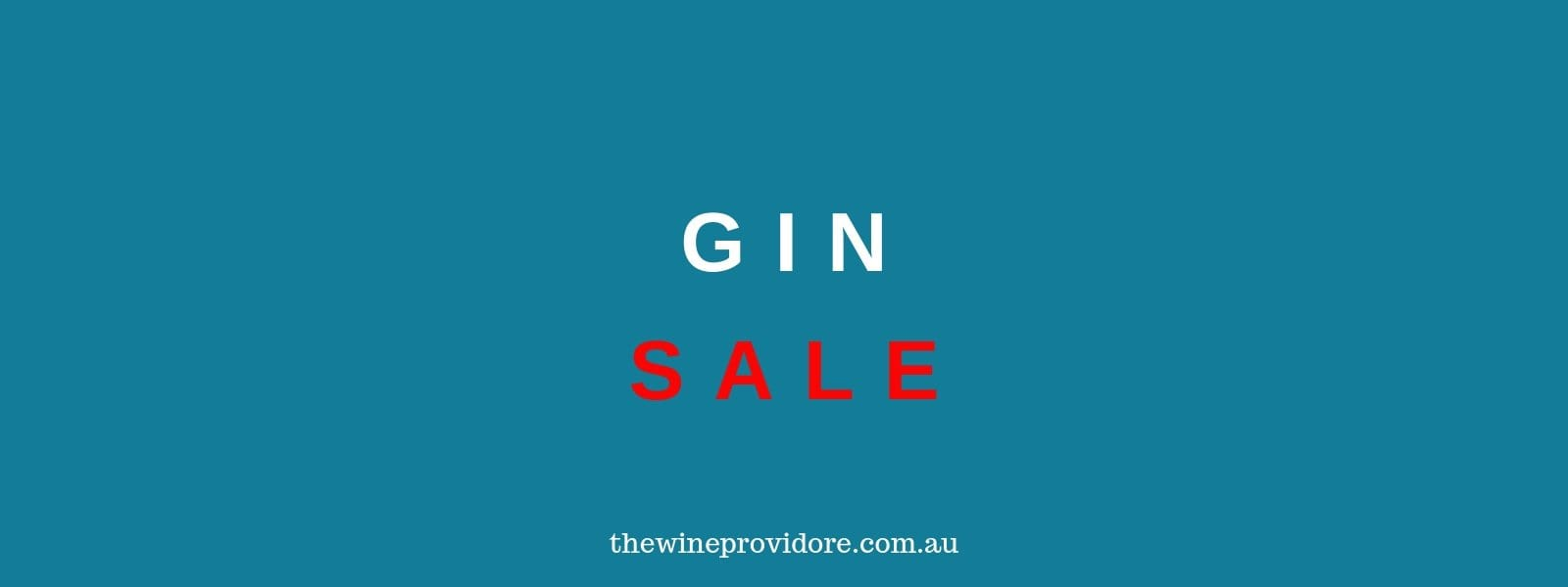 Enter the Gin Sale