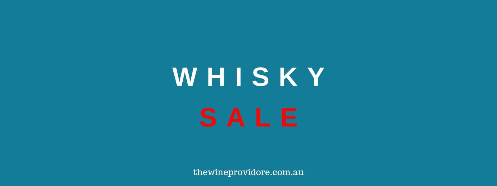 Enter the Whisky Sale