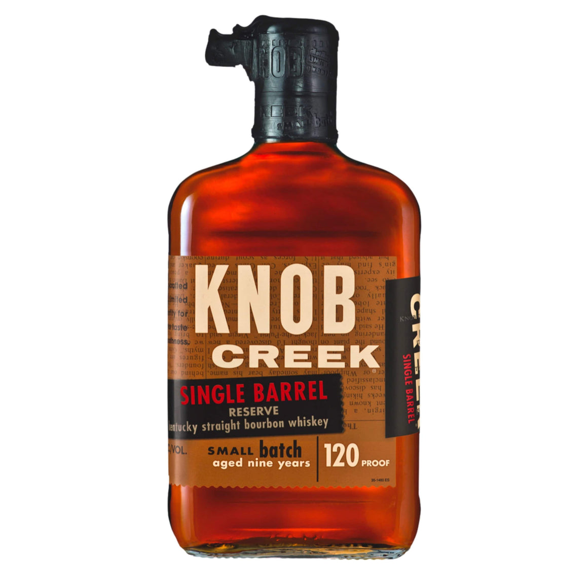 Knob Creek Single Barrel Reserve Small Batch 9 Years 700mL