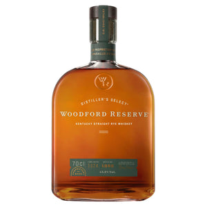 Personalised Woodford Reserve Rye 45.2% 700ml
