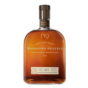 Personalised Woodford Reserve Bourbon 40% 700ml