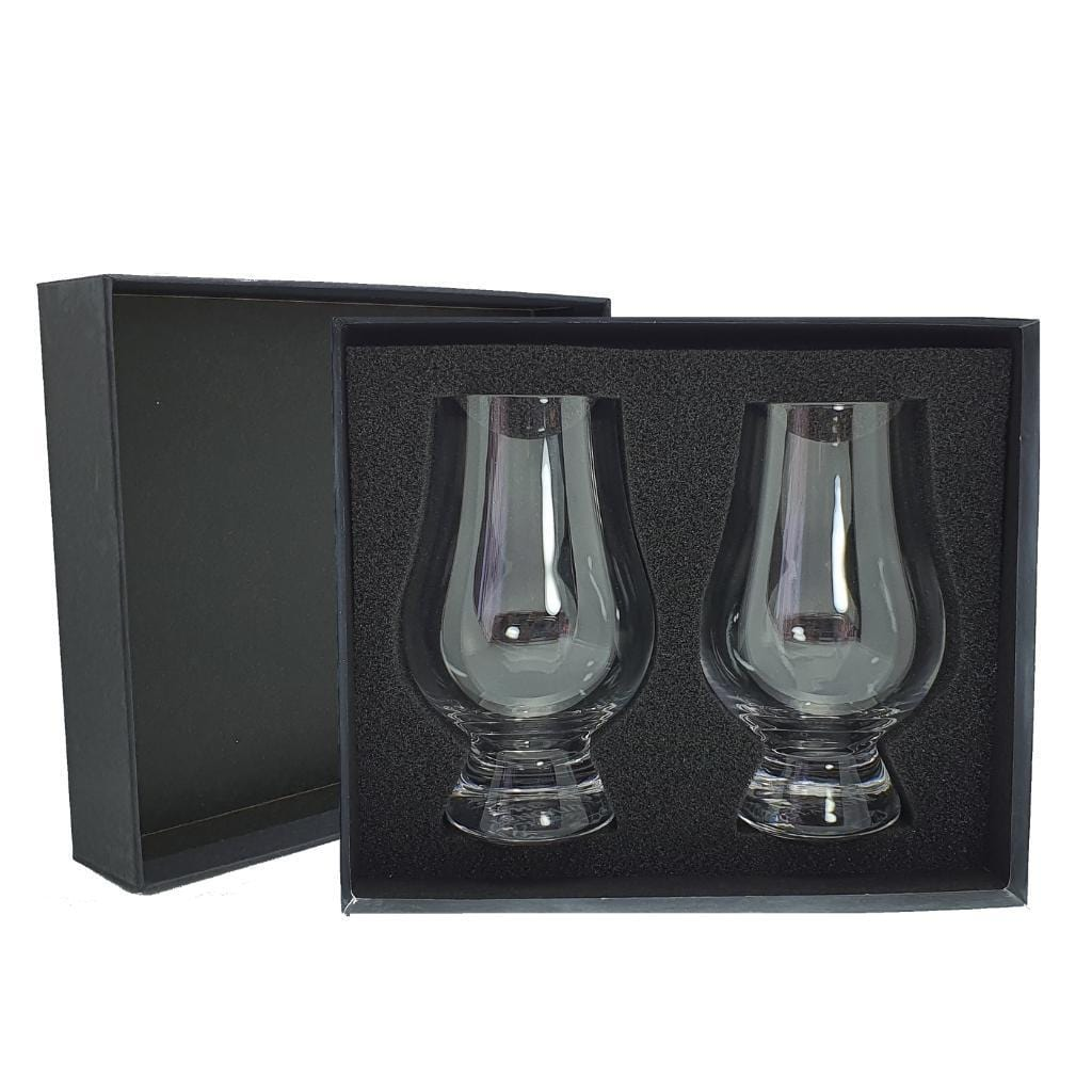 Personalised Glencairn Crystal Whisky Glass in Presentation Box