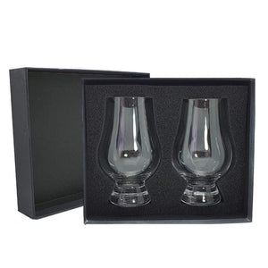 "Personalised Glencairn Crystal Whisky Glass ""Original"" in Presentation Box."