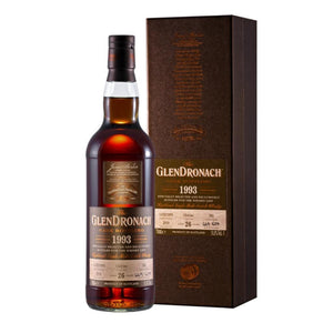 GlenDronach 1993 Cask #392 The Whisky List 26yo
