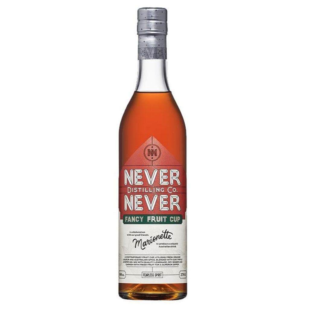 Never Never Fancy Fruit Cup 27% 500ml