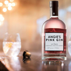 Personalised Antipodes Pink Gin 40% 700ml