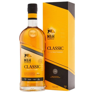 Milk & Honey, Classic Single Malt Israeli Whisky 46% 700ml