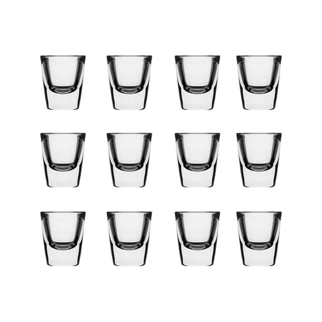 Pasabahce Boston Shot Glassware 30ml - 12 Pack
