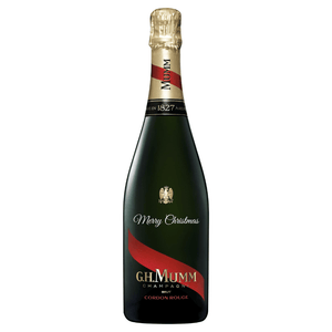 Personalised Mumm Cordon Rouge Brut NV 750ml.
