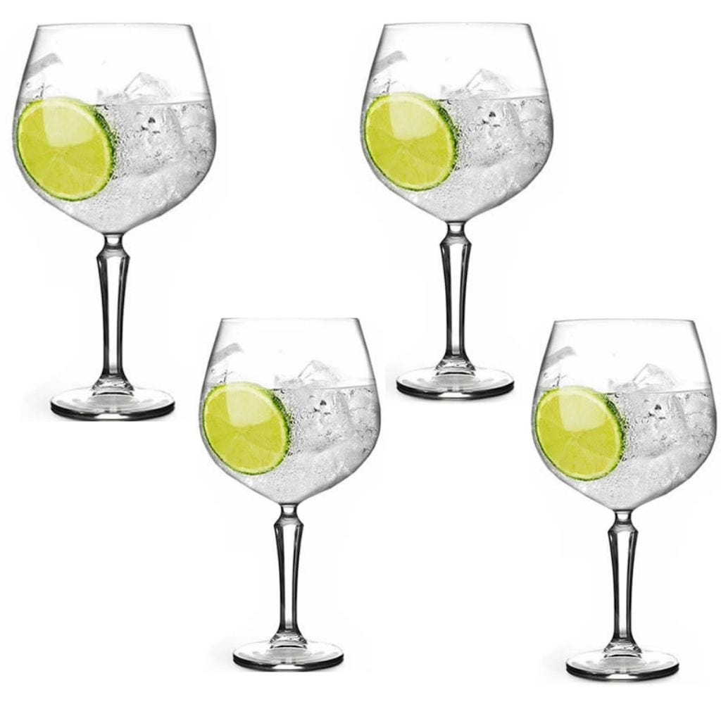 Libbey Speakeasy Gin and Tonic Glass – Set of 4