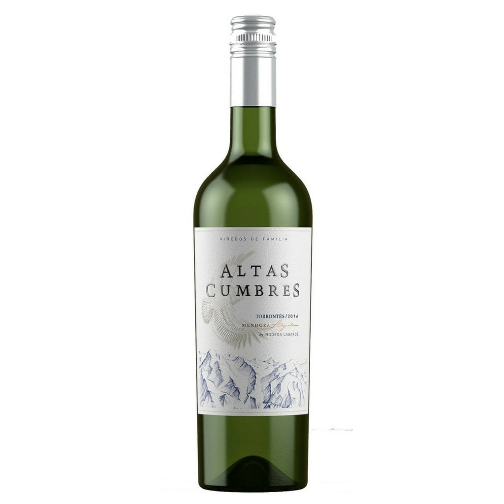 Altas Cumbres TORRONTÉS 2016 from Salta, 6pk - $20/Bottle (Save $30)