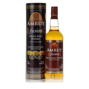 Amrut Indian Single Malt Whisky Fusion 50% 700ml
