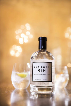 Antipodes Organic Gin Twin Pack 45% 700ml
