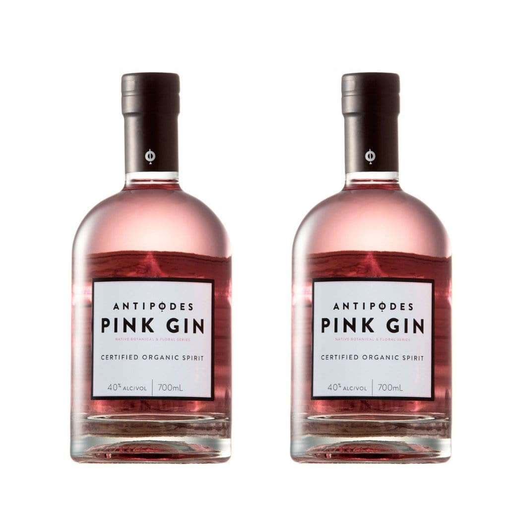 Antipodes Pink Gin Twin Pack