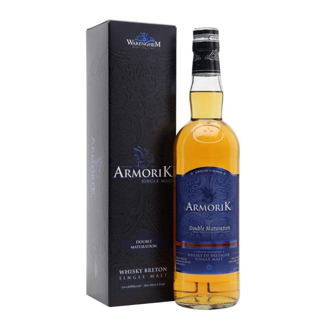 Armorik Double Maturation 46% 700 ml