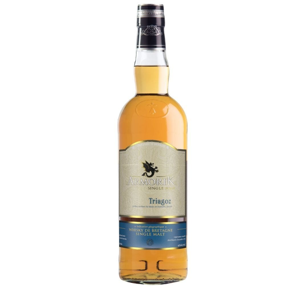 Armorik Whisky Triagoz 46%, 700ml