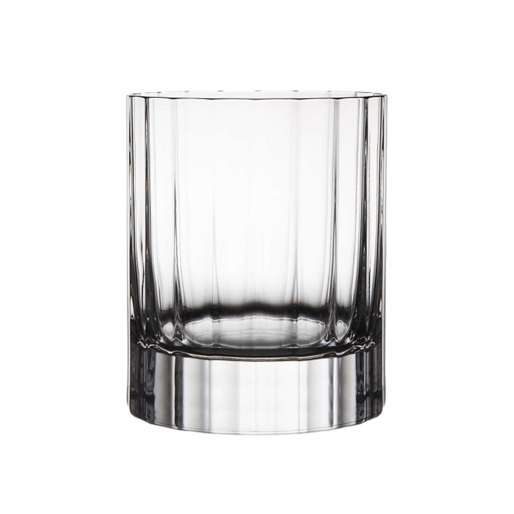 Personalised Luigi Bormioli Heavy Whisky Crystal Glasses (Bach 335 ml Double Old Fashioned)