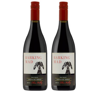 Barking Mad Grenache Shiraz 750ml - 2 Pack