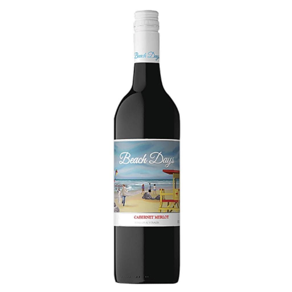 Beach Days Cabernet Merlot 750ml